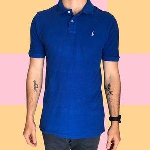 RALPH LAUREN | CLASSIC Collared Polo Shirt